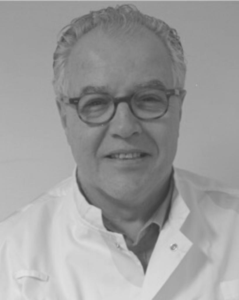 Harry Jansen, low vision specialist