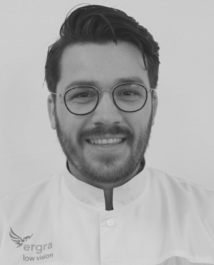 Low Vision Specialist, Matthijs Buurs