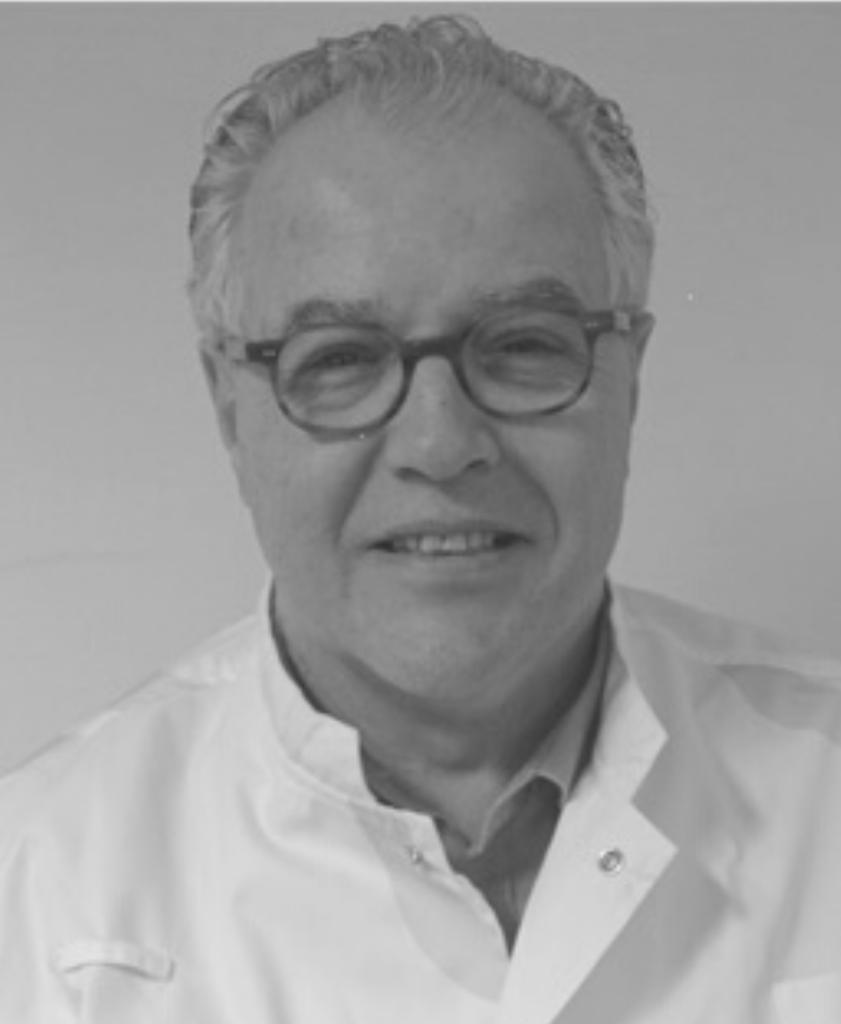 Low Vision Specialist, Harry Jansen