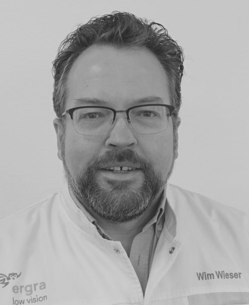Low Vision Specialist, Wim Wieser