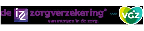 De IZ zorgverzekering Logo