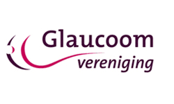 Glaucoom vereniging logo
